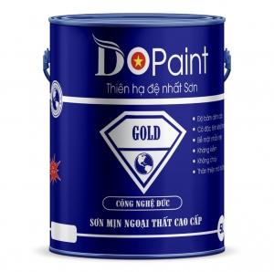SƠN MỊN NGOẠI THẤT CAO CẤP DO PAINT - GOLD 5 LÍT