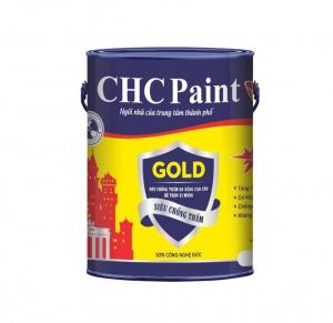 SƠN CHỐNG THẤM XI MĂNG CT11A CHC GOLD 5 LÍT